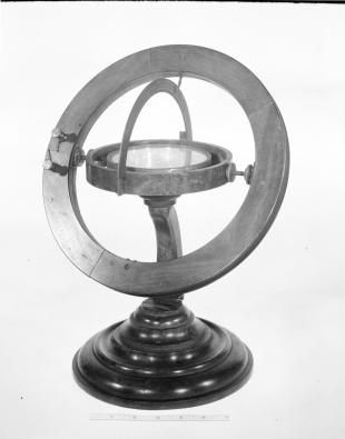 cosine galvanometer with moving magnet
