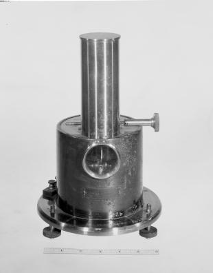 Campbell vibration galvanometer