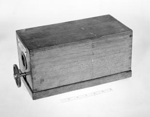 Drysdale-Tinsley vibration galvanometer