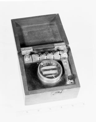 portable galvanometer (test set)