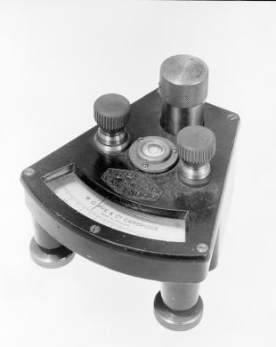 portable galvanometer