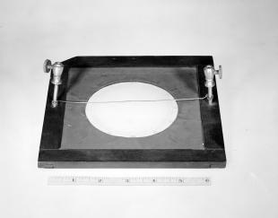 projection demonstration galvanometer showing Oersted's experiment