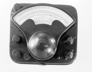 Thomson indicating wattmeter