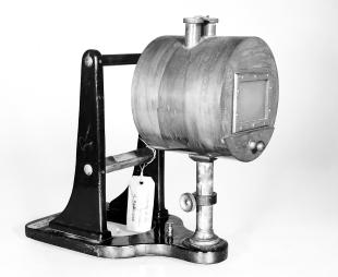 projection electroscope
