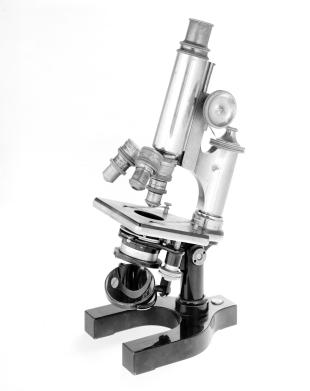 B&L BB continental compound microscope