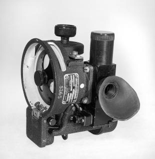 aircraft recording bubble sextant, A-10