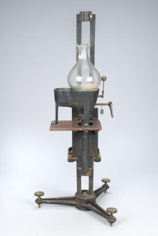 chemistry apparatus, unidentified
