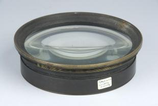 5.5-inch telescope objective with correcting doublet lens for astrograph