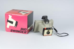 box for instant camera, Big Swinger