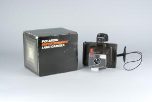 Polariod instant camera, Super Swinger