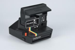 Polaroid type 600 integral pack film for model OneStep 600 camera