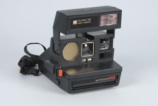 Polariod  instant camera, Autofocus 660