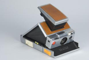 experimental Polaroid instant camera, SX-70
