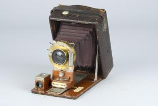 folding plate camera, Pocket Poco