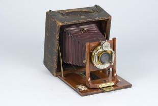 folding plate camera, Cycle Poco No.5