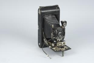 folding camera, Kodak 3A Autographic Special, Model B