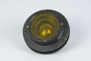 Metrogon wide angle aircraft lens