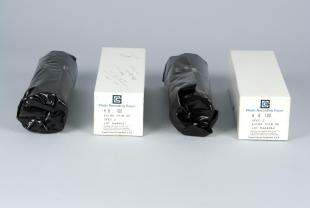 rolls of photo recording paper (2)