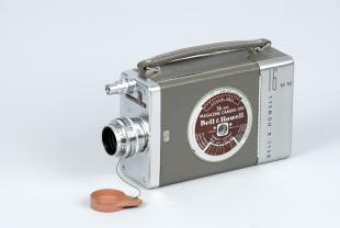 """200"" 16 mm camera in original box"