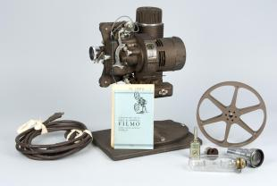 Bell & Howell Filmo 16mm motion picture projector type S