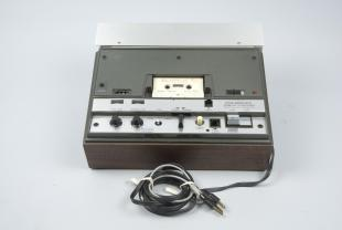 voice/writer tape deck