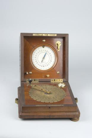 portable dial telegraph transmitter and receiver