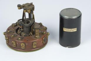 Rainey polar telegraph relay