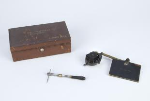 Zeiss no. 44 Abbe-type microscope camera lucida