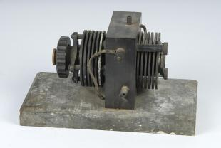 Chaffee quenched spark gap