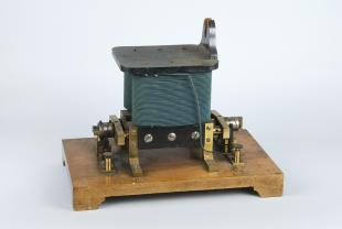 electric generator, Wheatstone or Wilde model