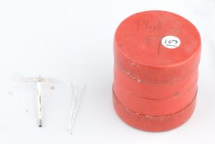 cathode and filament wire from Phil Co 84 vacuum tube