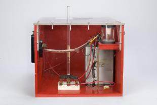 negative spin temperature apparatus