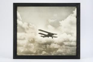 photograph of an LB-17 airplane