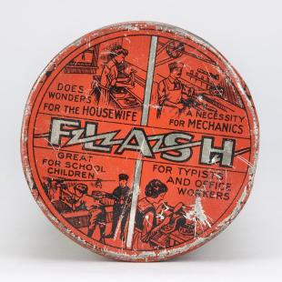 """Flash"" cleaner container"