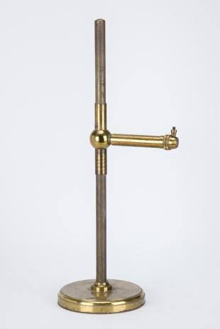 brass stand with adjustable ball-joint extension