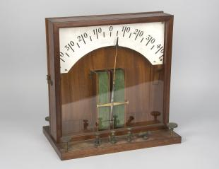 classroom demonstration galvanometer