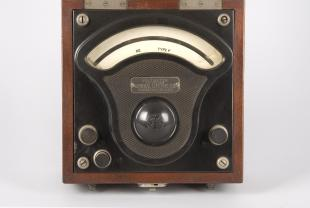 A.C. voltmeter, General Electric Co.