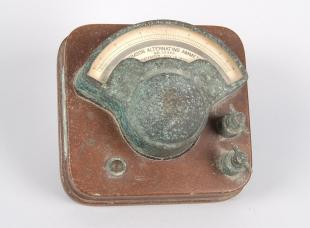Thomson alternating ammeter