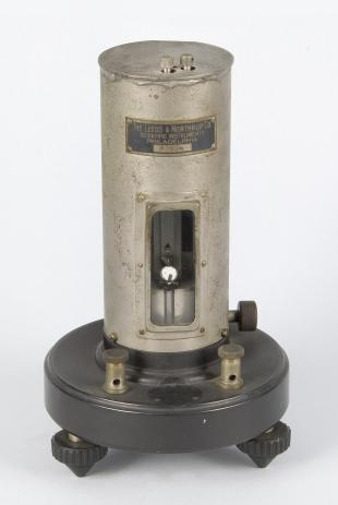 reflecting galvanometer
