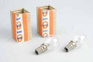spare bulbs 6V/30W, clear, for low voltage lamp