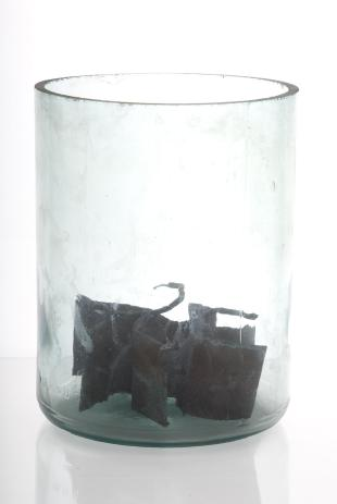 glass jar for battery cell