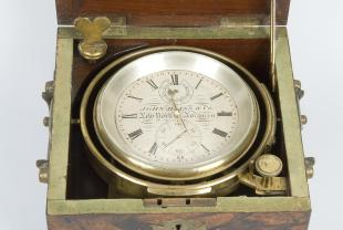 56-hour marine chronometer