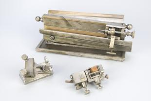 Jung model II R Thoma-type sledge microtome