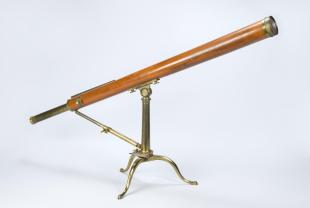 2.75-inch refracting telescope