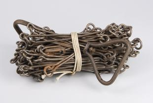 Gunter's surveying chain