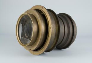 5.25-inch astrograph lens
