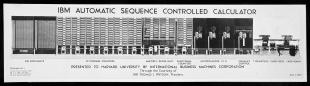 IBM Automatic Sequence Controlled Calculator (ASCC)- Harvard Mark I