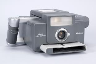 Polaroid Digital Mini Portrait camera-printer