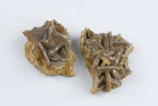 barite from Saxony