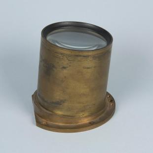 2.5-inch objective lens in oblique tube